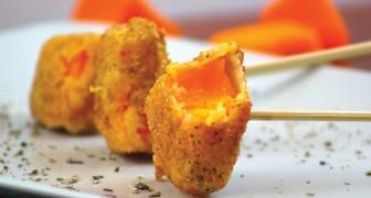 Citrouille frite: les amuse-bouches parfaits pour un apéritif en plein style automnale!
