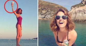 Le foto di questa ragazza hanno conquistato Instagram, ma c'è un dettaglio che nessuno ha notato...