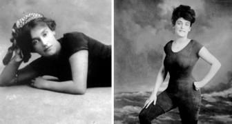 Fu la prima donna ad indossare un costume intero: ecco come riuscì a cambiare la storia