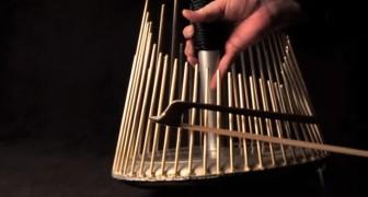 Voilà comment sont créés les sons des films d'horreur: cet instrument fait venir des frissons!