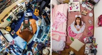 Gira il mondo per 6 anni fotografando stanze da letto: ecco il suo bellissimo reportage