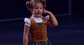 Ha solo 4 anni e parla già 7 LINGUE in modo fluente. Ascoltatela... è da non credere!