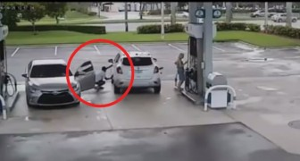 So könntet ihr leicht an der Tankstelle bestohlen werden: alle begehen diesen Fehler!