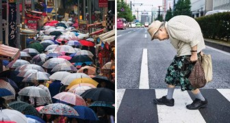 Photos urbaines du Japon: de belles images nous montrent des côtés peu connus du pays