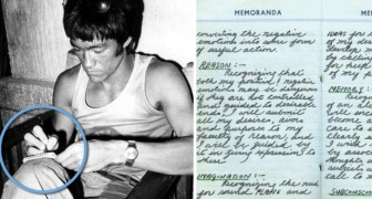 Bruce Lee aveva sempre un quaderno con sé: ecco cosa vi annotava sopra