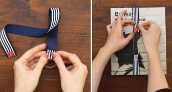 Zi naak je binnen 5 minuten een boekenlegger op maat... ook leuk om weg te geven!