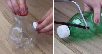 Cinco ideias geniais para reciclar garrafas de plástico!