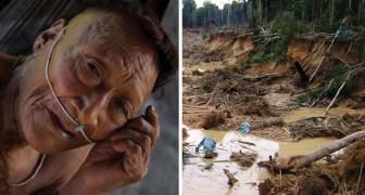 Empoisonnement au mercure au nom de l'or: le drame silencieux de la population indigène du Pérou