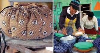 Ecco la borsa che permette di cucinare e ridurre l'inquinamento ambientale