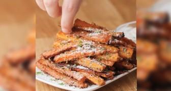 Palitos de cenoura no forno: simples e deliciosos