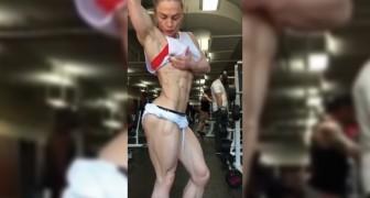 Extreme bodybuilding: het lichaam van deze bodybuilder zal je versteld doen staan!