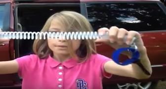 Kinderen die door hun ouders worden vergeten in de auto: met deze geniale uitvinding van een kind van 9 is dat verleden tijd!
