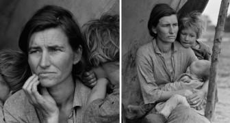 Elle est considéré comme la Joconde des années 30: voici qui est la Mère migrante de la célèbre photo