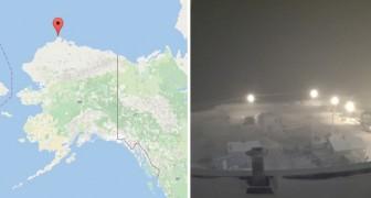 Dans 2 mois, quand le soleil se lèvera à nouveau, cette ville de l'Alaska ne sera plus la même