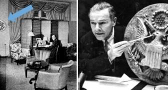 Ecco come l'URSS riuscì a captare per 7 ANNI voci dall'interno dell'ambasciata USA