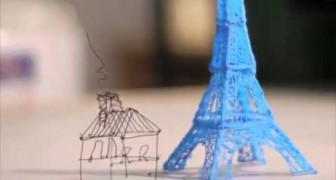 The magic 3D pen