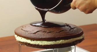 Torta Kinder Delice: come ottenere passo passo questa delizia tratta dalla famosissima merendina