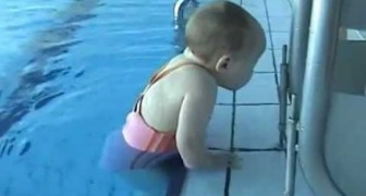 The child who learns to swim