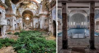 Obsédé par les lieux abandonnés: les photos de ce photographe sont MAGIQUES