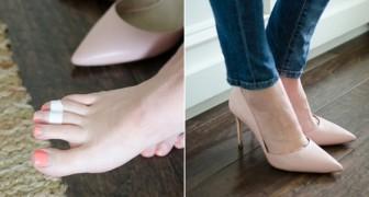 20 tips en trucs voor het in perfecte staat houden van je voeten en schoenen!