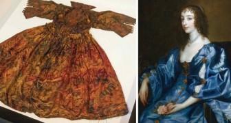 I sub trovano in fondo al mare un vestito di seta di 400 anni fa: a chi apparteneva?