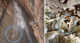 Niet Voor Claustrofoben, Want Dit Zijn De Grootste En Indrukwekkendste Grotten Op Aarde