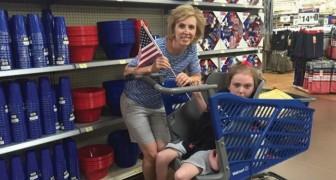 Elle ne savait pas comment aller faire ses courses: maintenant son invention est dans tous les supermarchés