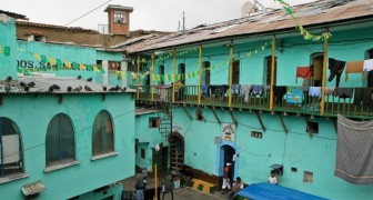 Bienvenue à San Pedro, la prison sans garde où les crimes les plus brutaux se produisent