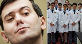 Il vend le médicament pour le SIDA à 750 $: un groupe d'étudiants l'a recréé pour seulement 2 $