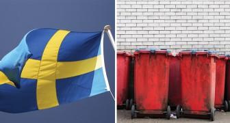 In Zweden Gaat Het Recyclen Zo Goed… Dat Ze GEEN Afval Meer Hebben!