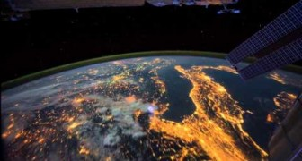 El planeta tierra en lapso de tiempo record!