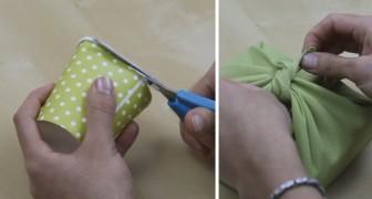 7 astuces pour emballer des cadeaux avec des objets qui ont une fonction complètement différente