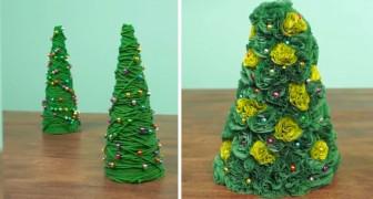 Miniatuurboompjes: twee mooie ideeën voor een magische kerst!
