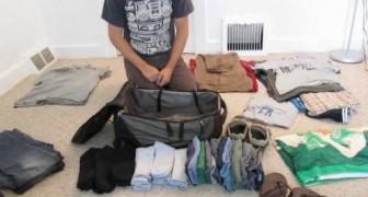 Comment faire sa valise comme un boss