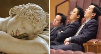 Nos ancêtres ne dormaient jamais huit heures de suite, voila pourquoi vous devriez prendre exemple sur eux.
