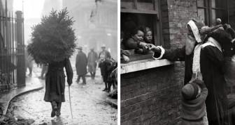 Non sentite la magia del Natale? Queste foto vintage del primo '900 vi porteranno nel cuore della festa