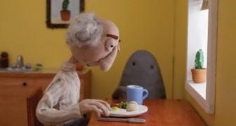 Este corto sobre la soledad y la vejez ha emocionado la web: todos deberiamos mirarlo