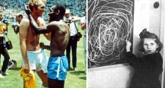 19 immagini che hanno catturato e ci fanno rivivere dei momenti epocali della storia