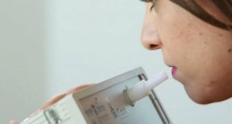 Un naso elettronico rivela le malattie odorando l'alito: ecco il test non invasivo che salverà milioni di vite