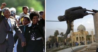 Impossibili da dimenticare: le foto più significative degli ultimi 30 anni di storia