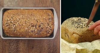 Pan integral hecho en casa: una receta rica de sabor y de simplicidad