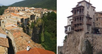Il fascino vertiginoso delle città a strapiombo: 7 luoghi che non si arrendono al tempo e alla gravità