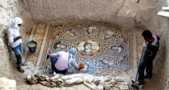 Gaziantep, a city in Turkey with beautiful ancient mosaics!