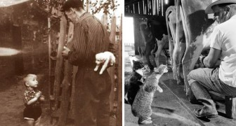 10 Oude Hele Schattige Oude Foto's Die Echt Je Dag Weer Goed Kunnen Maken