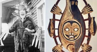 Le maschere degli sciamani eschimesi: affascinanti opere svanite con l'arrivo dei bianchi