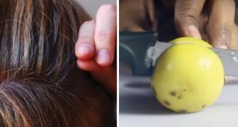 Kampf den grauen Haaren: Ihr braucht nur 2 Zutaten, um den Zellen der Kopfhaut zu helfen, gut zu arbeiten