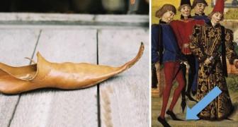 Belles et damnées: voici la mode médiévale des chaussures pointues que l'Eglise a fini par interdire