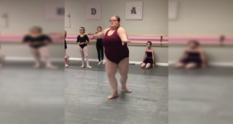This dancer breaks the rules to prove there are NO LIMITS!