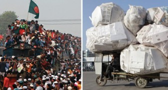 Transports extrêmes: les charges de ces véhicules défient les lois de la physique