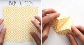 Como obtener un soporte para el smartphone desde una simple hoja de carta